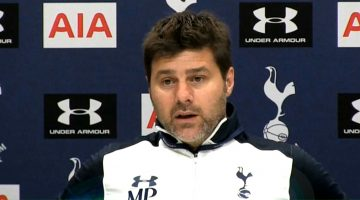 Mauricio Pochettino talks about Danny Rose
