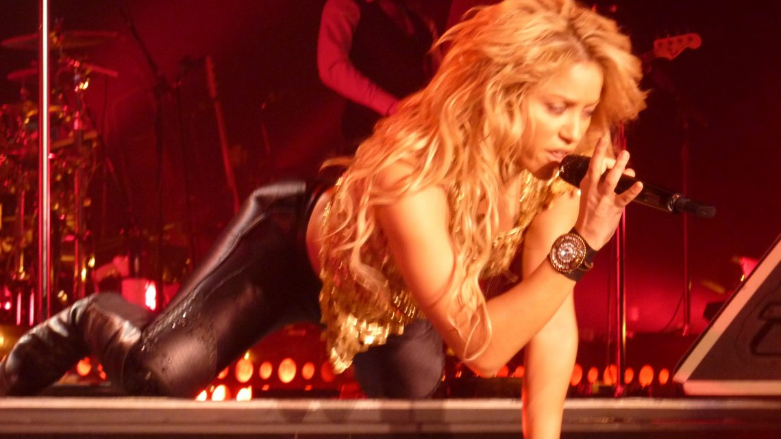 Liverpool sign Shakira